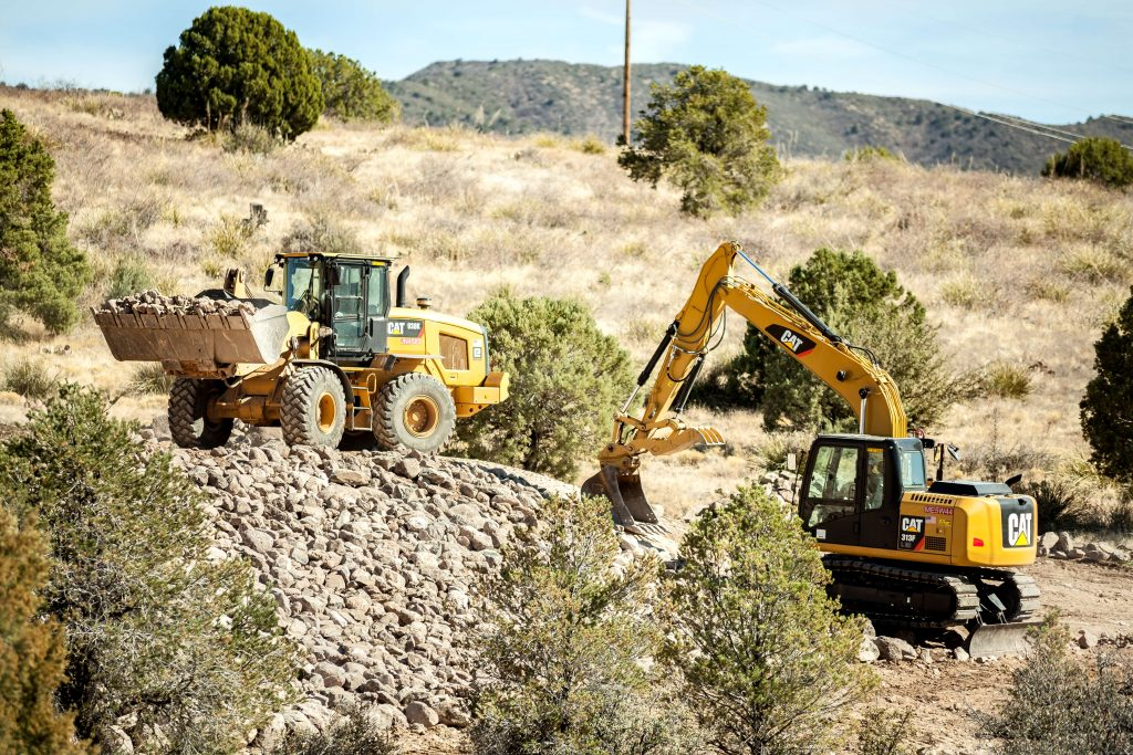 excavation and grading az