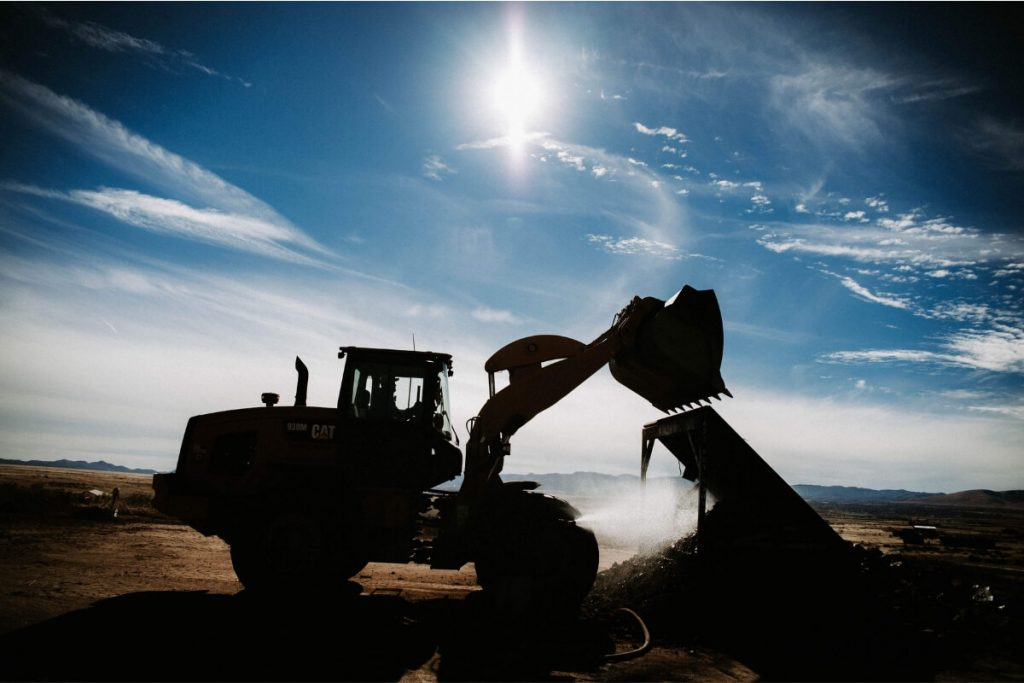 land excavation company prescott valley az